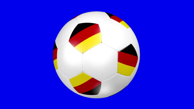soccer ball Germany video