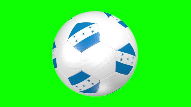 soccer ball Honduras video