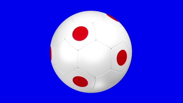 soccer ball Japan video
