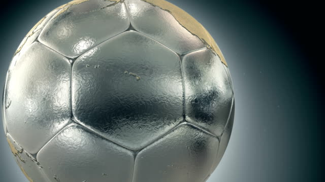 2cb285d13 40 Silver Soccer Ball Stock Videos and Royalty-Free Footage - iStock