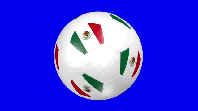 soccer ball Mexico video
