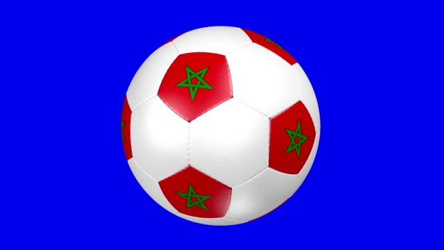 soccer ball Morocco video