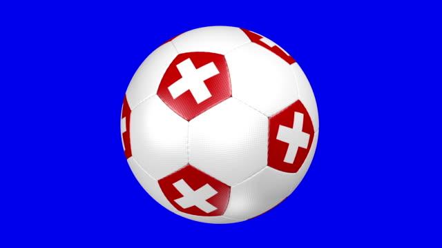 soccer ball Swiss video