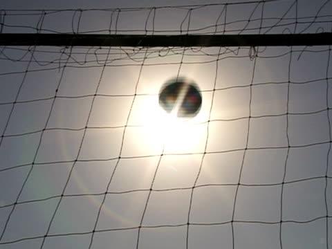 Soccer Goal. video