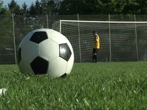 サッカー選手  - サッカークラブ点の映像素材/bロール