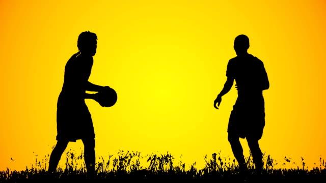 サッカー研修 - スポーツ用品点の映像素材/bロール