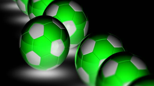 vídeos de stock e filmes b-roll de soccerball - campeão desportivo
