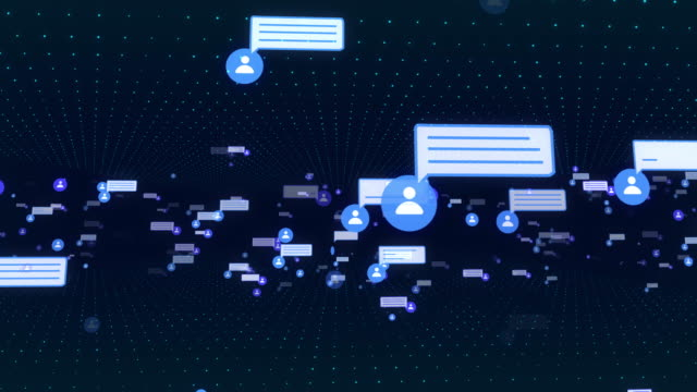 4k sociala medier och nätverk - sociala frågor bildbanksvideor och videomaterial från bakom kulisserna