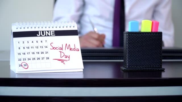 Social Media Day - Special Days