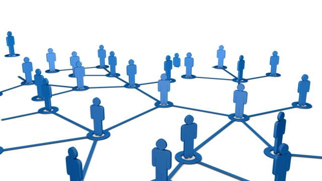 Social Media Networking People