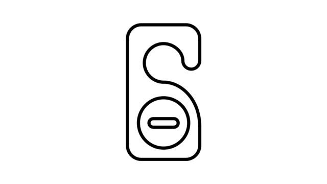 social-media-symbole, die einfach animierte - smiley stock-videos und b-roll-filmmaterial