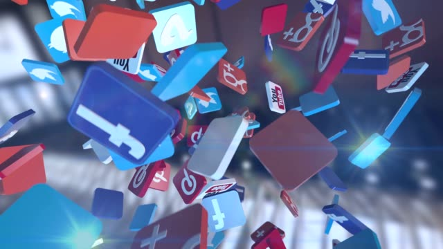 Social network media marketing