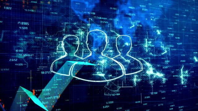 Social Network, social media, marketing, internet concept. Social Network, social media, marketing, internet concept. multimedia stock videos & royalty-free footage