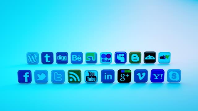 Social Network, social media, marketing, internet concept. Social Network, social media, marketing, internet concept. www stock videos & royalty-free footage