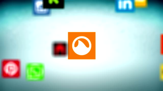 Social Network, social media, marketing. video