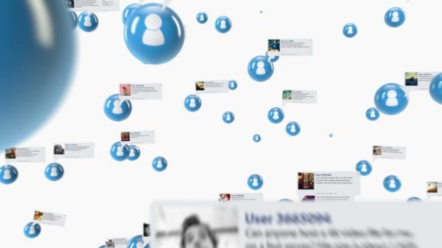 social network white