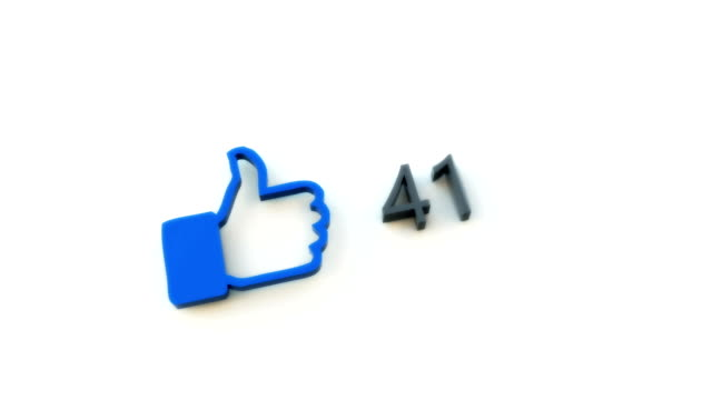 socioal media post going viral. - social media stock videos & royalty-free footage