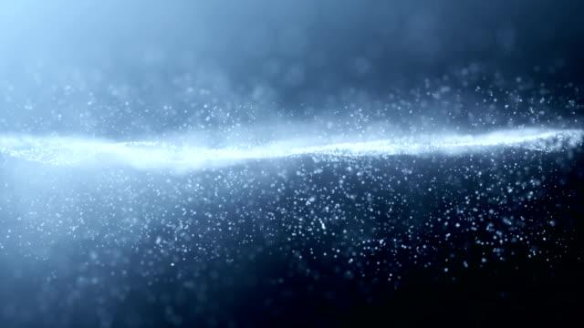 sanfte hintergrund (endlos wiederholbar) - cosmic abstract background with stock-videos und b-roll-filmmaterial