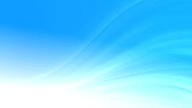 Soft Blue Background. LOOP video