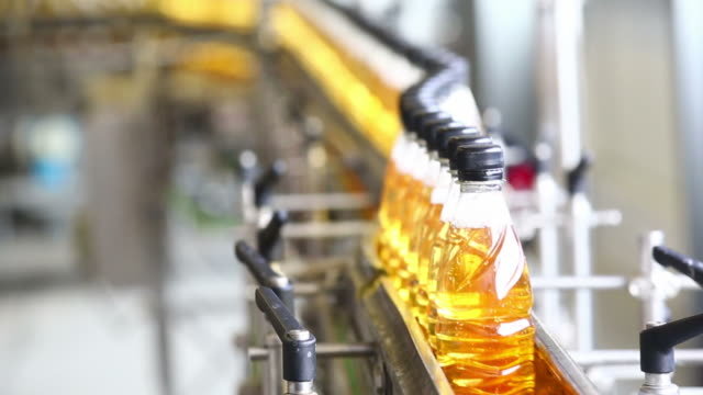 Erfrischungsgetränk Bottling Line – Video