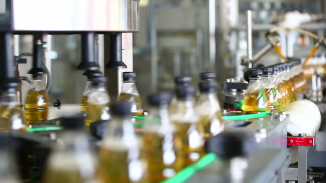Soft Drink Bottling Line video