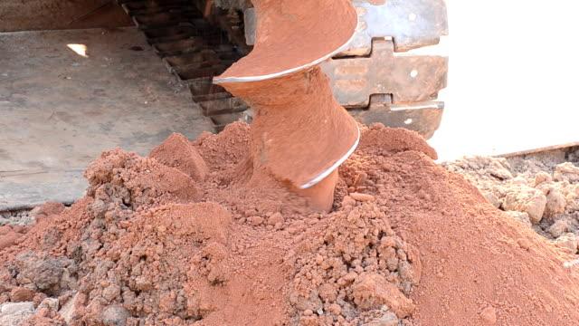 Soil drill video