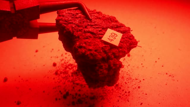 Soil Mineral Analysis video