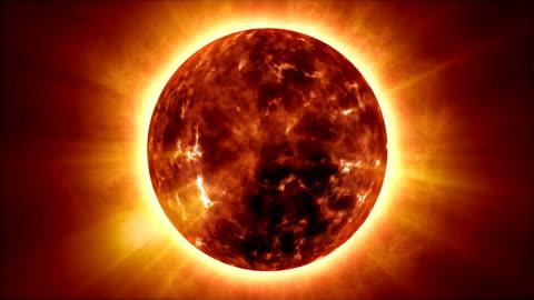 vídeos y material grabado en eventos de stock de atmósfera solar - sol