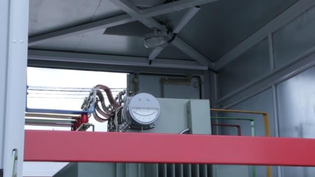 solarenergie speicher - lagerraum stock-videos und b-roll-filmmaterial