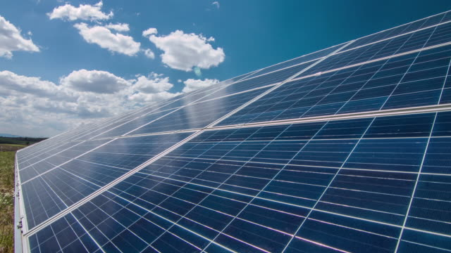 Solar Panels,  Alternative Energy video
