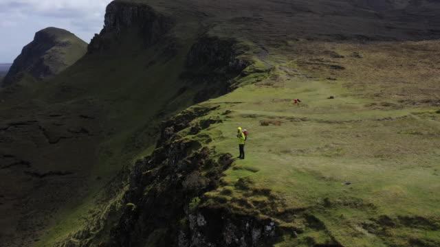 Solo traveler in Scotland - Isle of Skye video