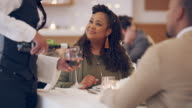 istock Some more wine for the lady? 1262291150