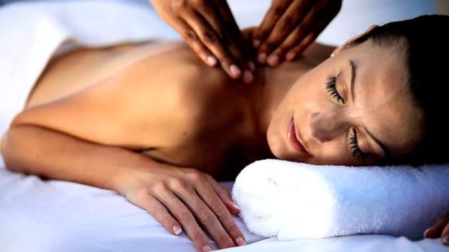 Sophisticated Spa Treatment video