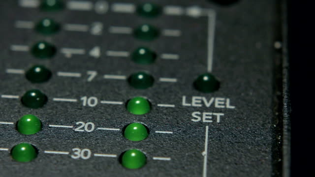 Sound Mixer Levels video