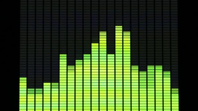 Sound wave digital equalizer