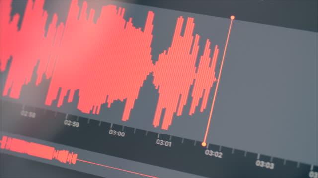 Sound Waveform 1.2 Recording Audio Dictaphone