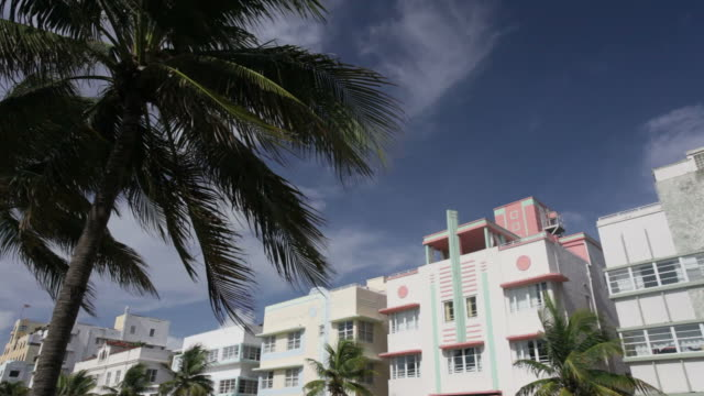 South Beach Art Deco District video
