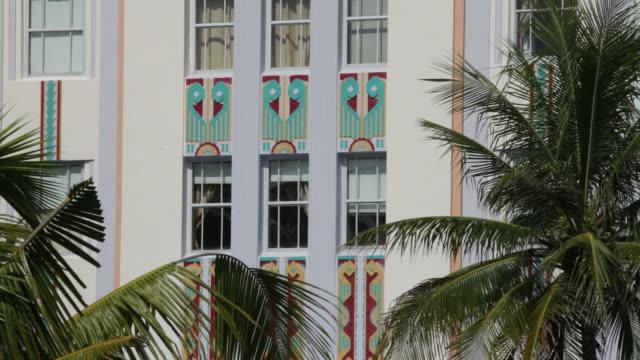 South Beach Art Deco video