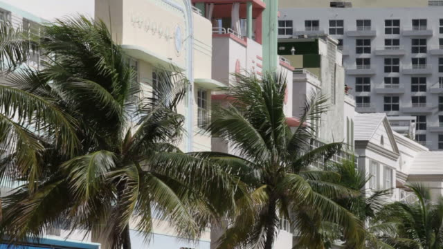 South Beach Art Deco video