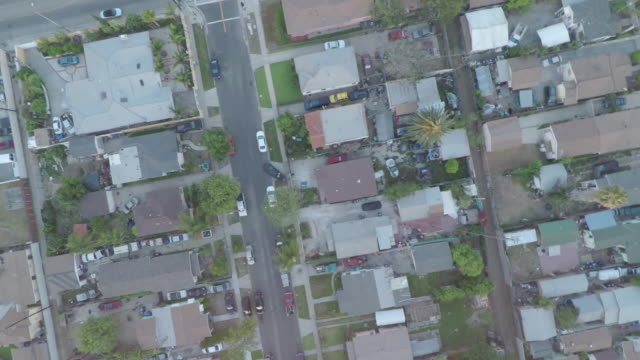 South Central Los Angeles Dusk Aerial South Central Los Angeles Dusk Aerial south stock videos & royalty-free footage