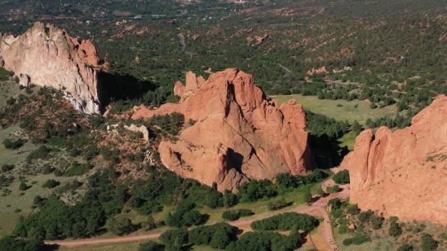 South Gateway Rock, Garden of the Gods, Colorado Springs, Colorado, USA