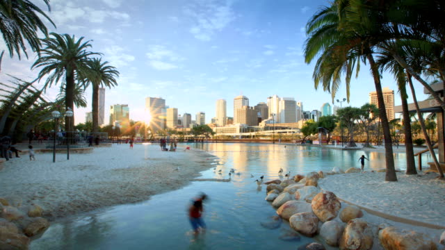 Southbank, Brisbane, Australia video