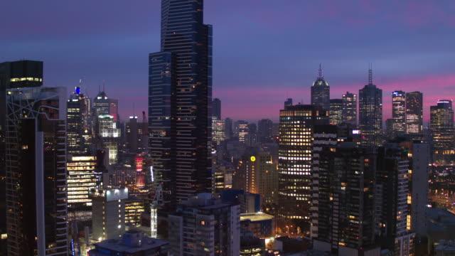 southbank, melbourne city, victoria, australia - melbourne stock videos & royalty-free footage