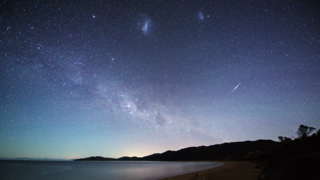 TIME LAPSE: Souther Night Sky video