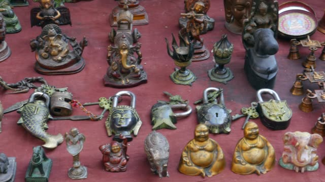 Souvenirs of India video
