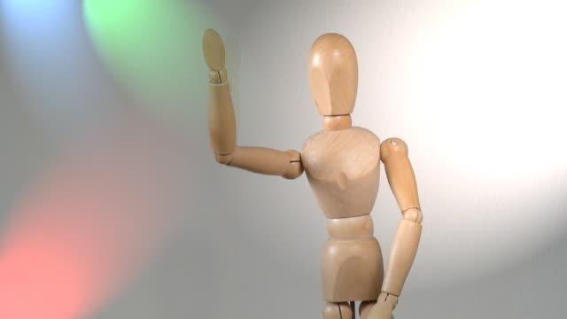 Sowman puppet video