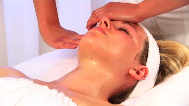 Spa treatment & beauty video