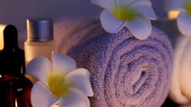 Spa treatment video
