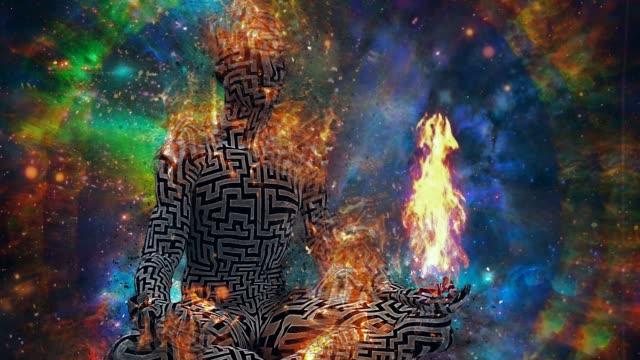 Space meditation