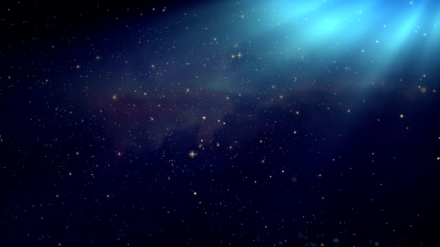 space nebula,universe fly through seamless looped background video